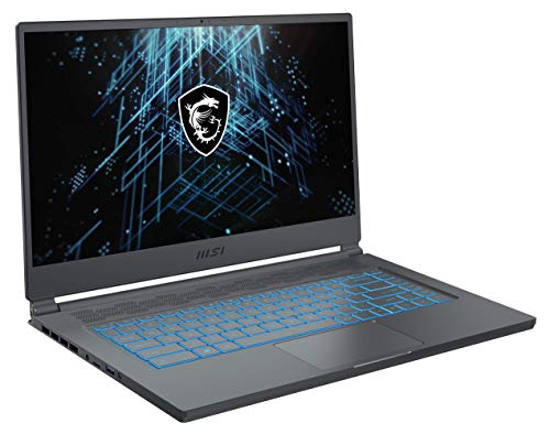 MSI Stealth 15M A11UEK-024 15.6 Zoll FHD (1920*1080 Pixel / 144 Hz) Gaming Notebook Intel Core i7-11375H Special Edition NVIDIA GeForce RTX 3060 Laptop GPU, 6GB GDDR6 VRAM, 1TB Windows 10 Home