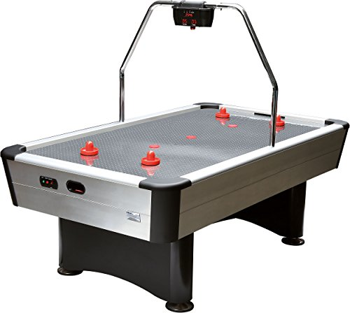 Heiku-Sport Air-Hockey Tisch Master Silver Steel