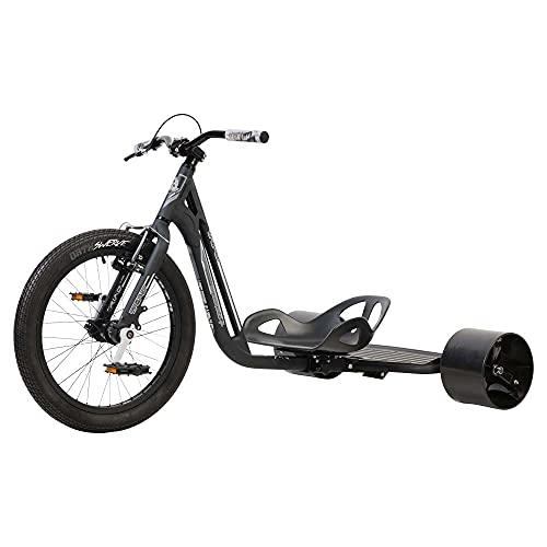 Triad Underworld 4 Drift Trike Dreirad Fun Fahrzeug 20 Zoll in schwarz