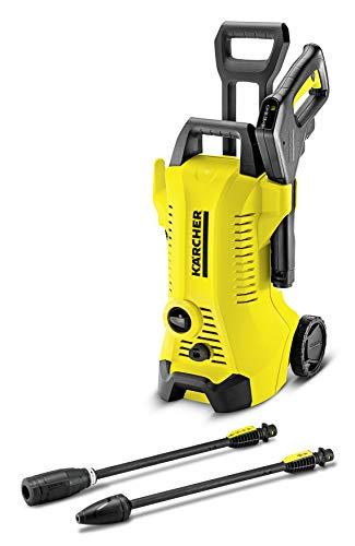 Kärcher Hochdruckreiniger K 3 Full Control (Druck: 20-120 bar, ohne Sonderzubehör, Fördermenge: 380 l/h, 2x Strahlrohr, Power Pistole)