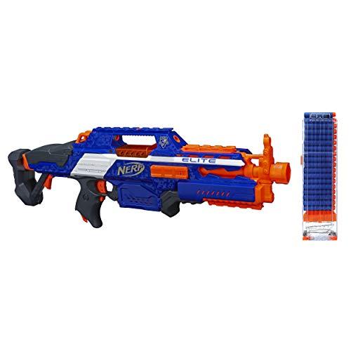 Hasbro A3901EU4 - N-Strike Elite Rapidstrike vollautomatischer Spielzeugblaster