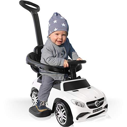 Stimo Mercedes Benz AMG Rutschauto (offiziell lizenziert) Kinder Fahrzeug Rutscher Auto (AMG 63er SUV Coupe)