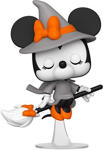 Funko 49793 POP Disney: Halloween-Witchy Minnie Sammelbares Spielzeug, Mehrfarben