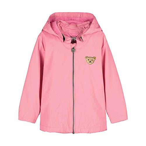Steiff Mädchen Jacke, Rosa (Pink Carnation 3019), (Herstellergröße: 104)