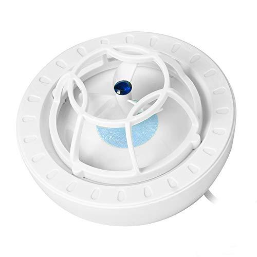 Mini-Geschirrspüler, 5V10W Multifunktions-Geschirrspüler 32,8'Haushalts-USB-Mini-Ultraschall-Geschirrspüler Geschirrspülmaschinenreiniger(Blau)