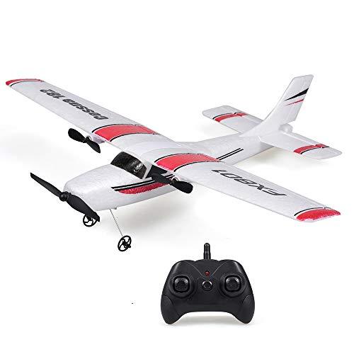 Goolsky FX801 Flugzeug Cessna 182 2CH RC Flugzeug Flugzeuge Outdoor Flug Spielzeug für Kinder Jungen