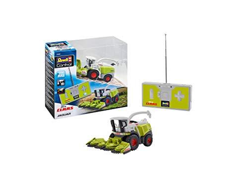 23489 Mini RC Ferngesteuerter Traktor Claas Jaguar 960 Feldhäcksler, mit Akku und Fernsteuerung mit Ladefunktion