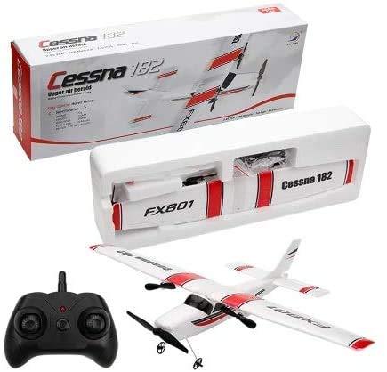 s-idee® FX801 Cessna 182 RC ferngesteuertes Flugzeug mit 2,4 GHz