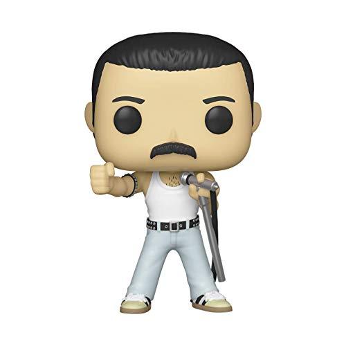 Funko 33735 POP Rocks: Queen-Freddie Mercury Radio Gaga Collectible Toy, Multicolour