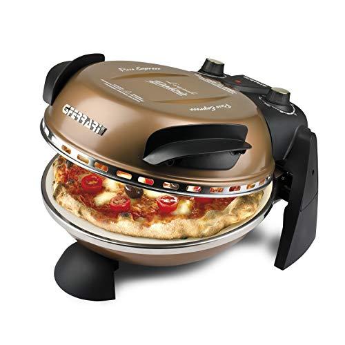 G3Ferrari G1000608 Delizia Pizzamaker, 1200, lackiertes Metall, 1 Liter, Kupfer