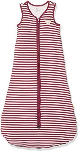 Steiff Baby-Mädchen Sleeping bag Schlafsack, Rot (BEET RED 4010), 86/92 (Herstellergröße:90)