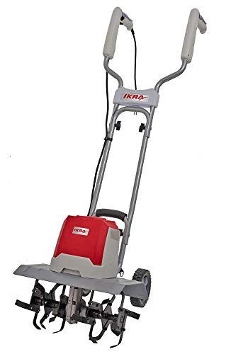 IKRA Elektro Bodenhacke Kultivator IEM 1200 Arbeitsbreite 40cm Arbeitstiefe bis 20cm 1200W