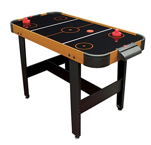 1PLUS Airhockey-Tisch Air-Hockey, 122 x 61 x 79 cm (L x B x H)