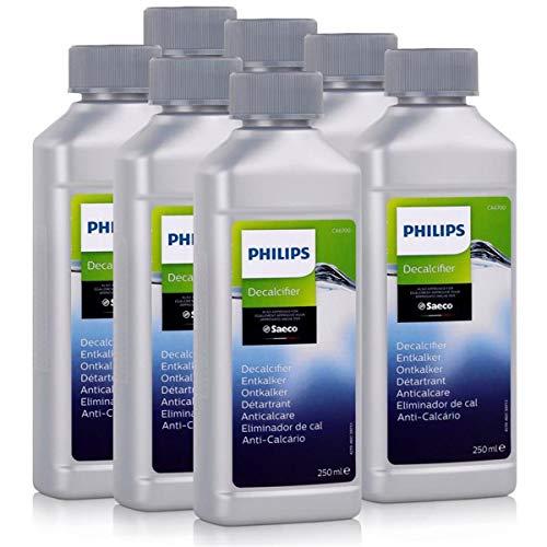 Philips Saeco CA6700/10 Entkalker 250ml - Für Kaffeevollautomaten (7er Pack)