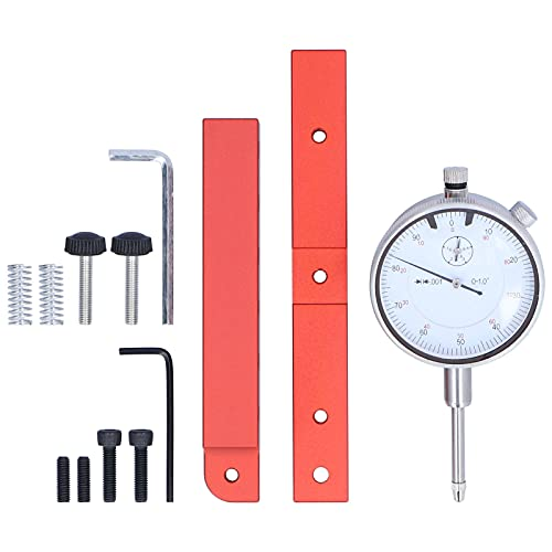 Tischsägen-Messuhr, Tischsägen-Messuhr Ausrichten Kalibrieren von Maschinenlehren Werkstattwerkzeug-Ausrichtungssystem