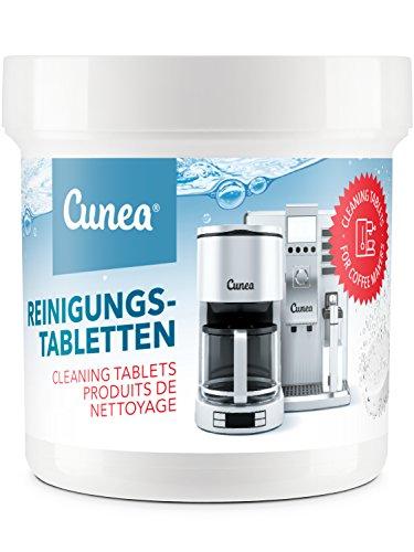 Reinigungstabletten für Kaffeevollautomat 50 Stück - kompatibel mit sämtlichen Marken
