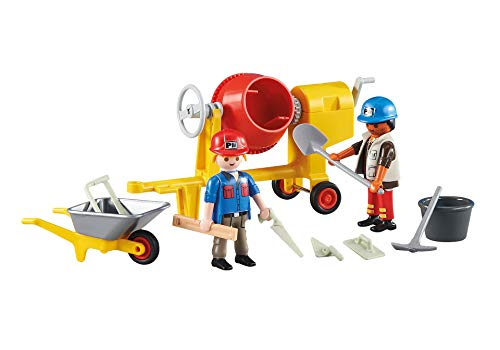 Playmobil 6339 2 Bauarbeiter (Folienverpackung)