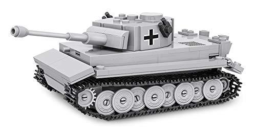 COBI 2703 Panzer VI Tiger Toys, Grau