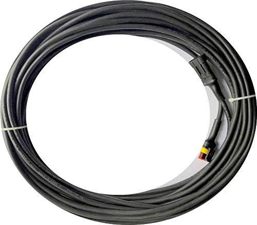 Transformator Kabel für Gardena Mähroboter SILENO Niederspannung für Modelle: R100LI R100LIC R130LI R130LIC R160LI Ersatzteile für Ladestation Nur Passend für Modelle ab 2016 2017 2018 2019 (10 meter)