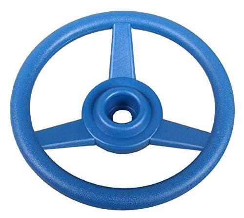 Gartenpirat Lenkrad blau für Spielturm, Spielhaus, Spielanlage