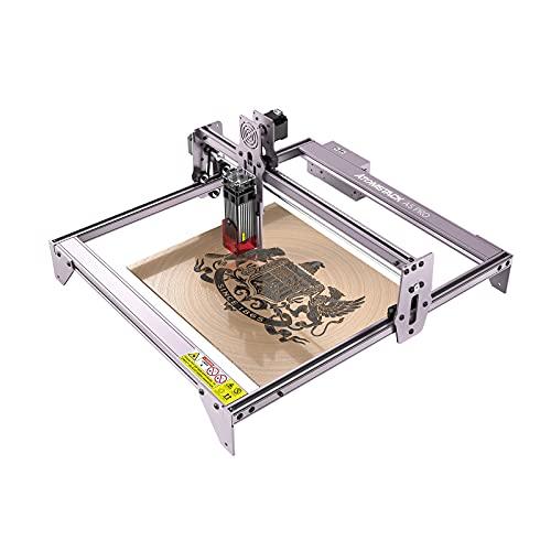 ATOMSTACK A5 Pro 40w Laser Graviermaschine Laser Engraving Carver DIY Logo Graviermaschine Laserengraver Kits, Arbeitsbereich 410 mm x 400 mm