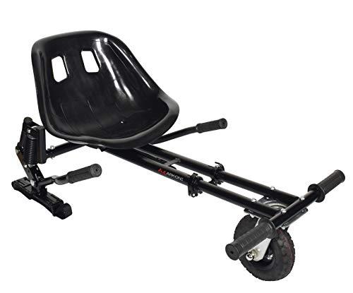 ARK-ONE Kart All Terrain Hoverboard JUGENDY Unisex SCHWARZ Einheitsgröße