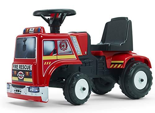 Falquet & CIE–1018–Feuerwehr-Rutschauto für Babys