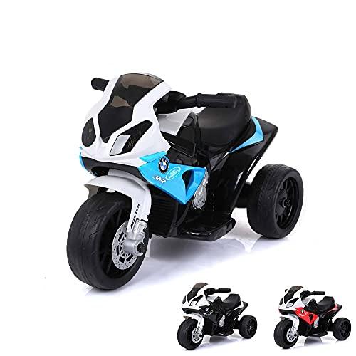 HSP Himoto Kinder Elektro-Motorrad Kindermotorrad 6V Power Akku und Motor schönes Design