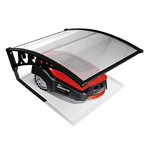 Hengda Mähroboter Garage UV-Schutz Carport Regenschutz Dach für Rasenmäher Roboter Mähroboter Rasenroboter Automower
