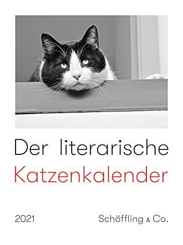 Der literarische Katzenkalender 2021
