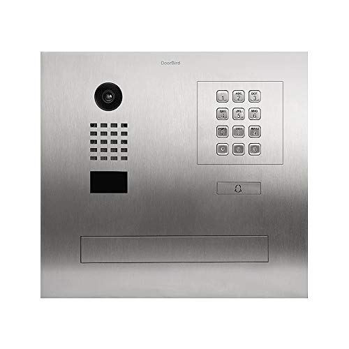 DoorBird D2101FPBK IP-Video-Türsprechanlage mit RFID-Lesegerät