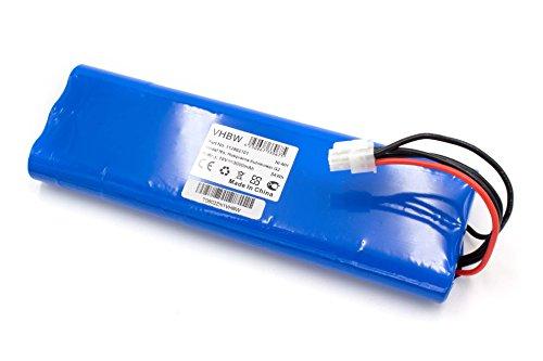 vhbw Akku passend für Husqvarna Automower 210AC, 210C, 220AC, 230ACX, 260ACX, G2 (2004-2006), SH, Solar Hybrid Mähroboter - (NiMH, 3000mAh, 18V)
