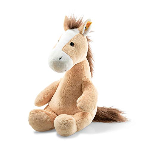Steiff 73595 Pferd, blond, 38 cm