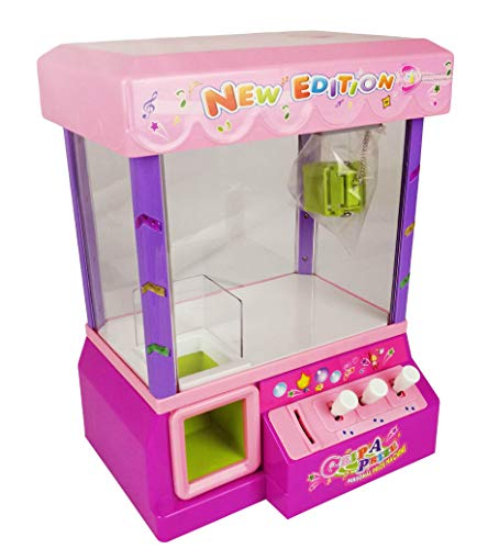 Best For Kids Candy Grabber AUT-8857 Süßigkeitenautomat Süßigkeiten Greifautomat Greifer Spielautomat