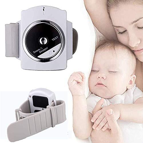BAIYAN USB Intelligent Anti Schnarch Uhr Sleep Connection, Fachmann Anti-SchnarchgeräT,Infrarotstrahl Schnarchstopper,FüR Ihre Schnarchprobleme Bei MäNnern Und Frauen