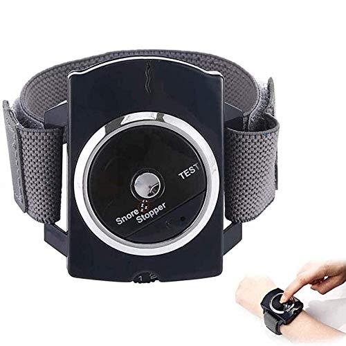Hzlsy Anti Schnarch Armband Sleep Connection Infrarot-Schnarchstopper Gerät Bio-Sensor Infrarot-Detect-Armband-Uhr 4pcs