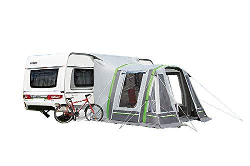 dwt Vorzelt Wohnwagen aufblasbar Garda Air 340x300 grau Outdoor Camping Wohnwagenvorzelt 10 cm Air-In-System Zelt Ultraleicht