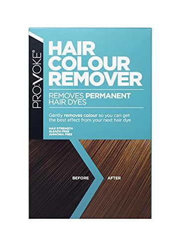 PRO:VOKE Hair Color Remover Max Strength entfernt Farbe von permanenten Haarfarbstoffen, mehrfarbig, 1 Stück