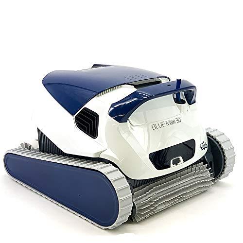 Dolphin Maytronics Automatischer Poolreinigungsroboter mit präzisem Navigationssystem (Boden und Wände)