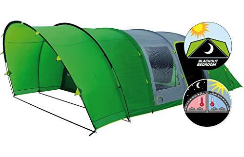 Coleman Unisex– Erwachsene Zelt Valdes 6XL, mehrfarbig, XL