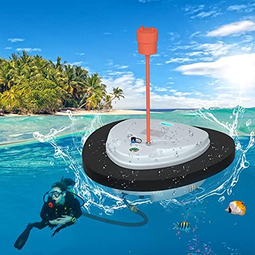 Beatmungsgerät zum Tauchen Keine Tauchflasche erforderlich Das Tauchen kann 2,7 Stunden lang verwendet werden Tragbare Tauchausrüstung Geeignet zum Tauchen Sightseeing/Unterwasserfischen/Aquakultur