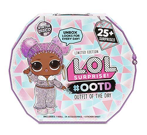 L.O.L. Surprise! L.O.L. 559740GR Adventskalender, bunt