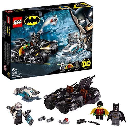 LEGO DC Batman (76118) – Batcycle-Duell mit Mr. Freeze™, Bauset
