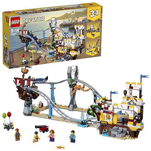 LEGO 31084 Piraten Achterbahn Bunt