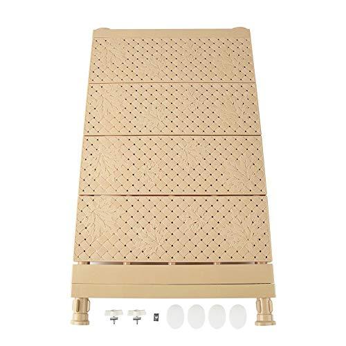 Verstellbares Fach, Schrankregal, Trennregal, verstellbare Ablage für Schrank, Badezimmer, Küchenschrank, Breite 30 cm