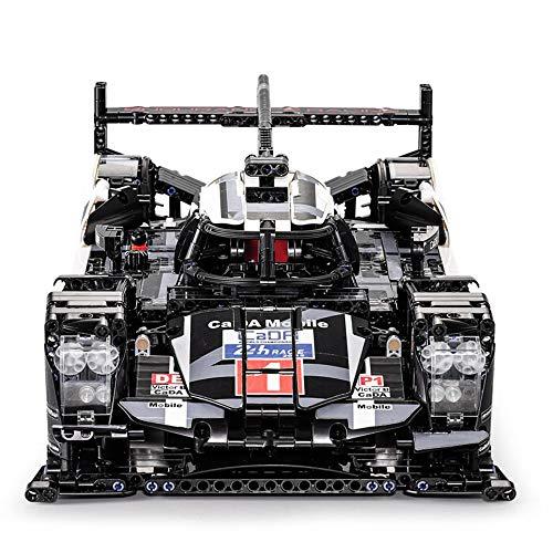 CADA Master C61016W Technik Rennwagen 1586PCS Baustein Montage Rennspielzeug Set