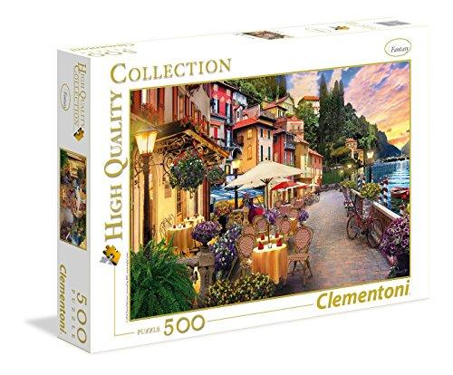 Clementoni 35041.4 - Puzzle 'High Quality Kollektion - Traum von Monte Rosa', 500 Teile