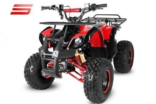 125cc TORONTO RG8 S AUTOMATIC + RG QUAD (Schwarz)