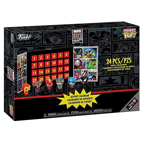 POP! Adventskalender: Marvel 80 Jahre GameStop Exclusive