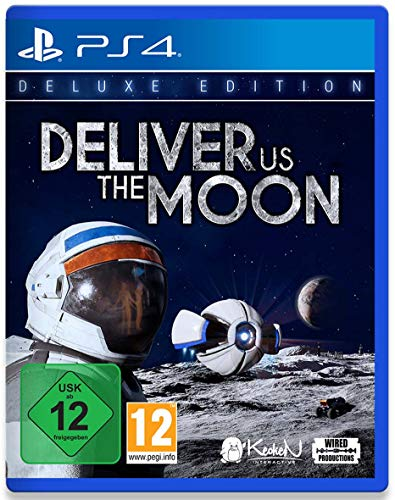 Deliver Us The Moon Deluxe (Playstation 4)